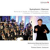 Play & Download Symphonic Dances by Sächsische Bläserphilharmonie | Napster
