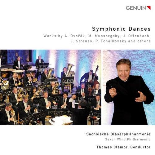Play & Download Symphonic Dances by Sächsische Bläserphilharmonie | Napster