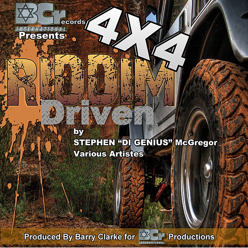 Play & Download 4x4 Riddim Driven by Stephen 'Di Genius' McGregor by Various Artists | Napster