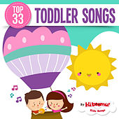 Top 33 Toddler Songs by The Kiboomers