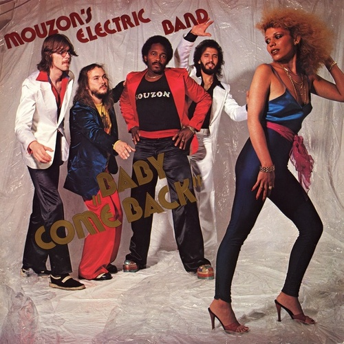 Baby Come Back by Alphonse Mouzon