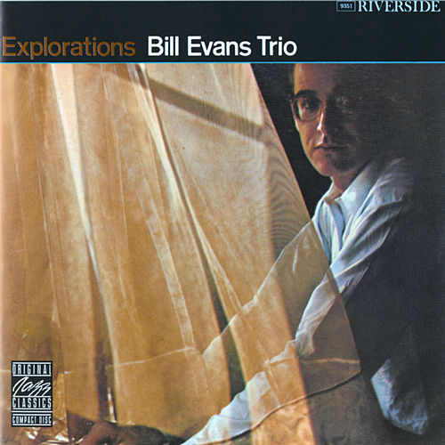Play & Download Explorations by Bill Evans | Napster