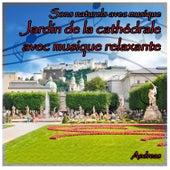 Play & Download Sons naturels avec musique: jardin de la cathédrale avec musique relaxante by Andreas | Napster