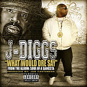 Play & Download What Would Dre Say by J-Diggs | Napster