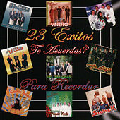 23 Exitos para Recordar by Various Artists