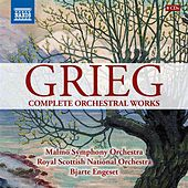 Grieg: Complete Orchestral Works by Various Artists