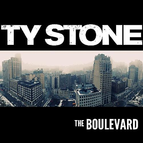 Play & Download The Boulevard by Ty Stone | Napster