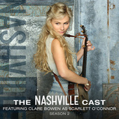 Clare Bowen As Scarlett O'Connor, Season 2 by Nashville Cast