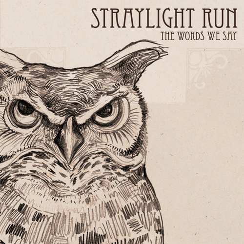Play & Download The Words We Say by Straylight Run | Napster