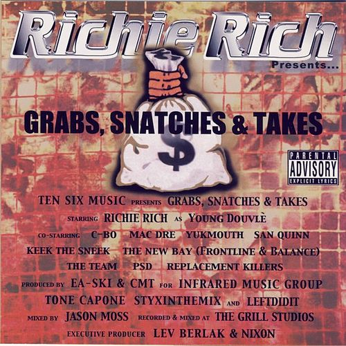 Play & Download Grabs, Snatches & Takes by Various Artists | Napster