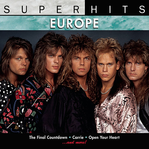 Play & Download Super Hits by Europe | Napster