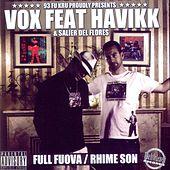 Full Fuova / Rhime son by Various Artists