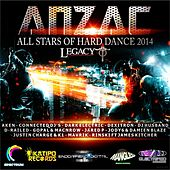 Play & Download ANZAC All Stars Of Hard Dance 2014 - EP by Various Artists | Napster