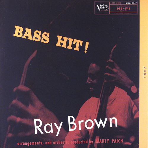 Bass Hit! by Ray Brown