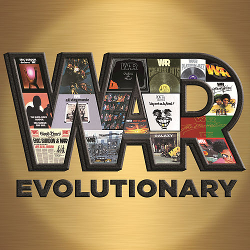 Play & Download Evolutionary by WAR | Napster