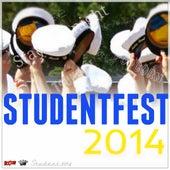 Play & Download Studentfest 2014 - Den bästa mixen för party och fest by Various Artists | Napster