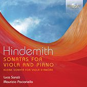 Hindemith: Sonatas for Viola and Piano by Luca Sonzò