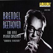 Play & Download Beethoven: Alfred Brendel Plays Beethoven; The 5 Piano Concerti