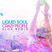 Play & Download Crazy People (Alok Remix) by Liquid Soul | Napster