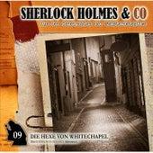 Folge 09: Die Hexe von Whitechapel von Sherlock Holmes