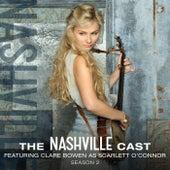 Clare Bowen As Scarlett O'Connor, Season 2 de Nashville Cast