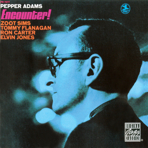 Play & Download Encounter! by Pepper Adams | Napster