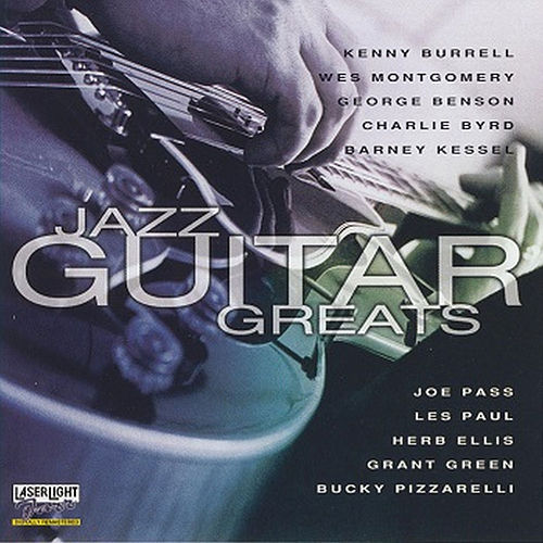 Jazz Guitar Greats by Various Artists