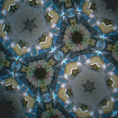 Kaleidoscope by Susumu Yokota