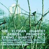 Gabriel Prokofiev String Quartet No 2 by The Elysian Quartet