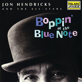 Play & Download Boppin' at the Blue Note by Jon Hendricks | Napster