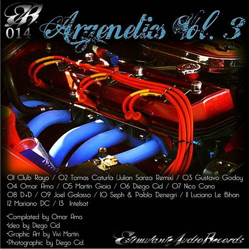 Argenetics Vol.3 by Various Artists