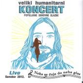 Veliki humanitarni koncert popularne duhovne glazbe (Neka se cuje glas do neba) by Various Artists