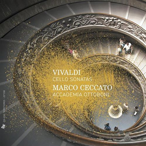 Play & Download Vivaldi: Cello Sonatas by Marco Ceccato | Napster