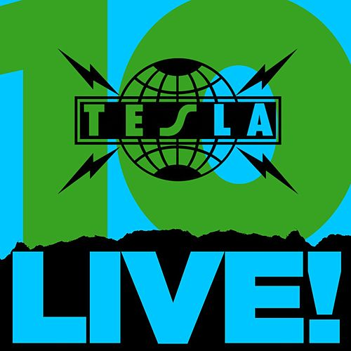 Play & Download 10 Live! by Tesla | Napster