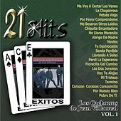 Play & Download 21 Hits, Vol. 1 by Los Cachorros de Juan Villarreal | Napster