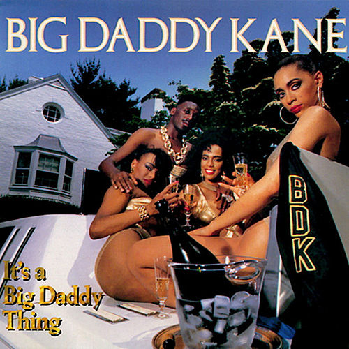 Play & Download Ain't No Half Steppin by Big Daddy Kane | Napster