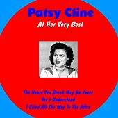 Patsy Cline at Her Very Best von Patsy Cline