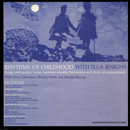 Play & Download Rhythms of Childhood by Ella Jenkins | Napster