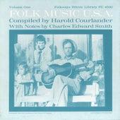Folk Music U.S.A.: Vol. 1 by Various Artists