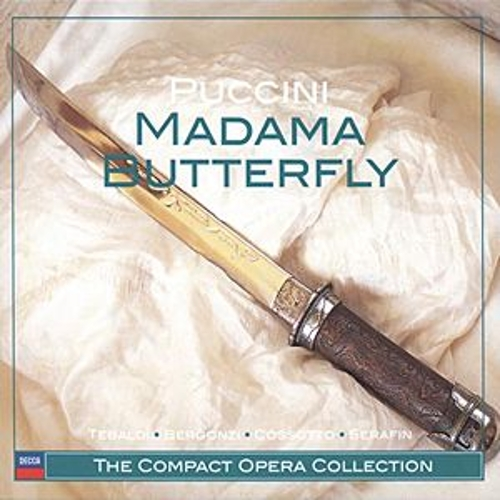 Puccini: Madama Butterfly by Various Artists