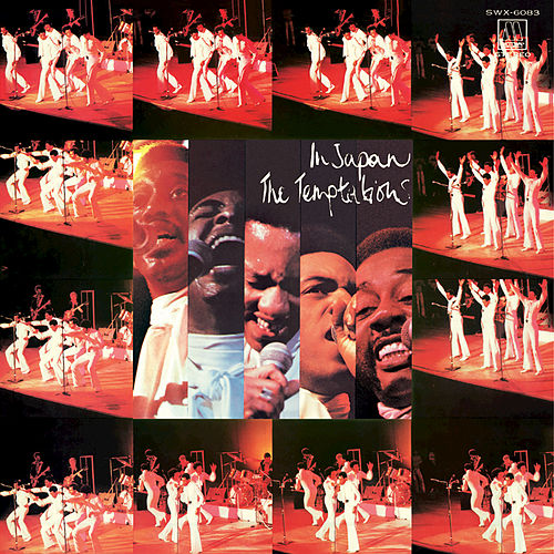 In Japan! by The Temptations