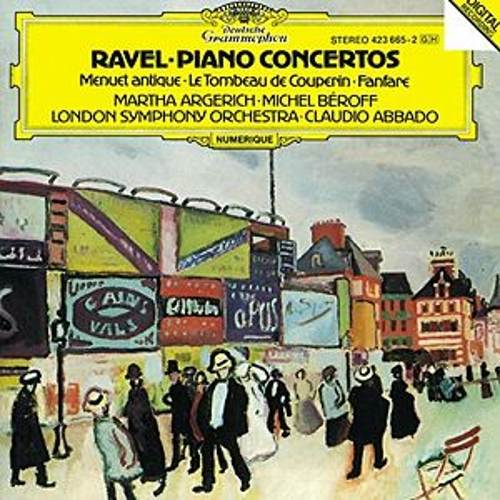 Ravel: Piano Concertos by Various Artists