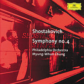 Play & Download Shostakovich: Symphony No.4 by Philadelphia Orchestra | Napster