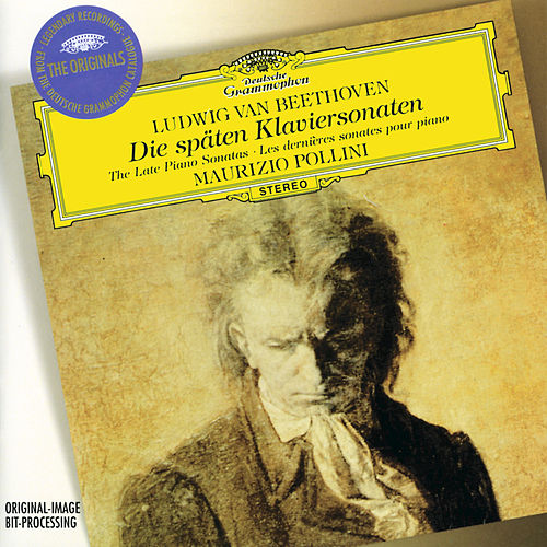 Beethoven: The Late Piano Sonatas by Maurizio Pollini