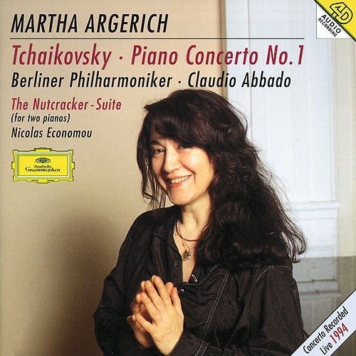 Play & Download Tchaikovsky: Piano Concerto No.1; The Nutcracker Suite by Martha Argerich | Napster