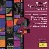 Play & Download Mahler: Symphonies Nos.2 & 4 by Various Artists | Napster