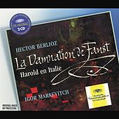 Berlioz: The Damnation of Faust; Harold in Italy by Various Artists