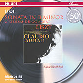 Liszt: Sonata in B minor etc by Claudio Arrau