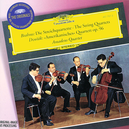 Play & Download Brahms: The String Quartets / Dvorak: 'Amerikanisches' Quartett Op.96 by Amadeus Quartet | Napster