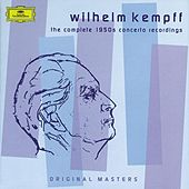 Wilhelm Kempff - The Complete 1950s Concerto Recordings by Various Artists